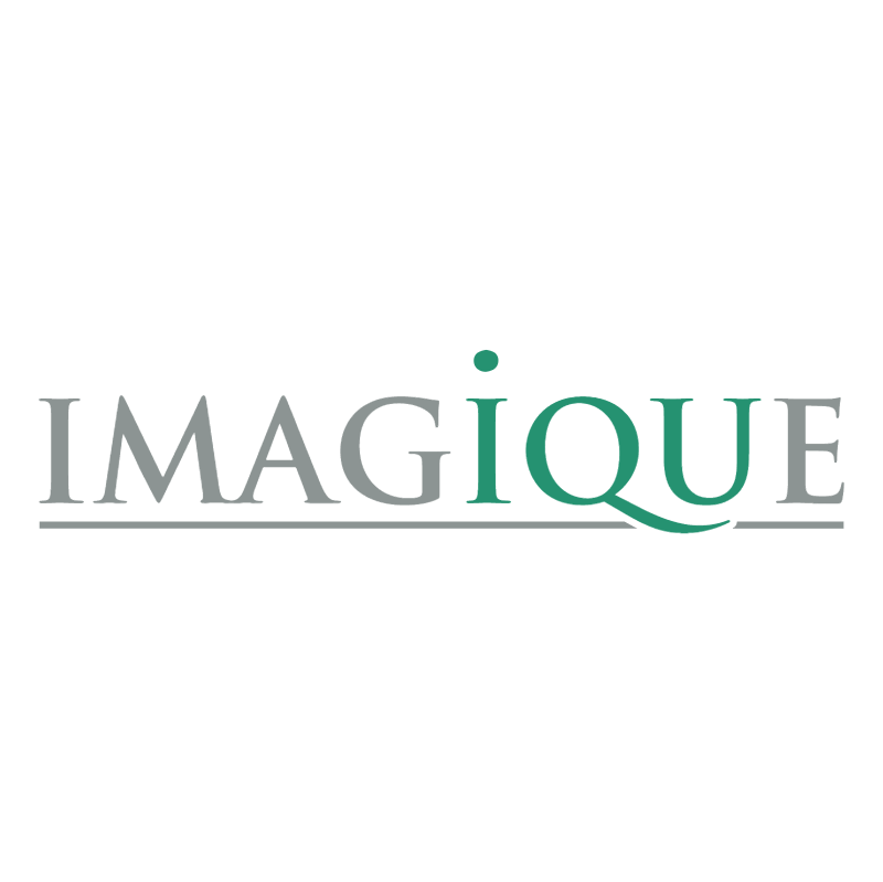 Imagique vector logo