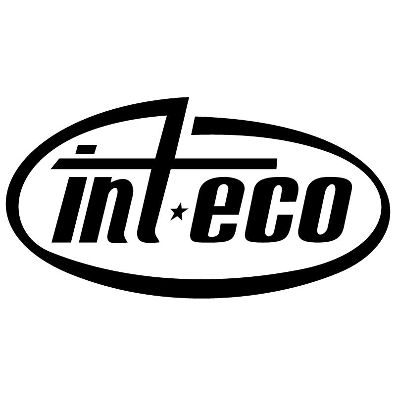 Inteco vector logo
