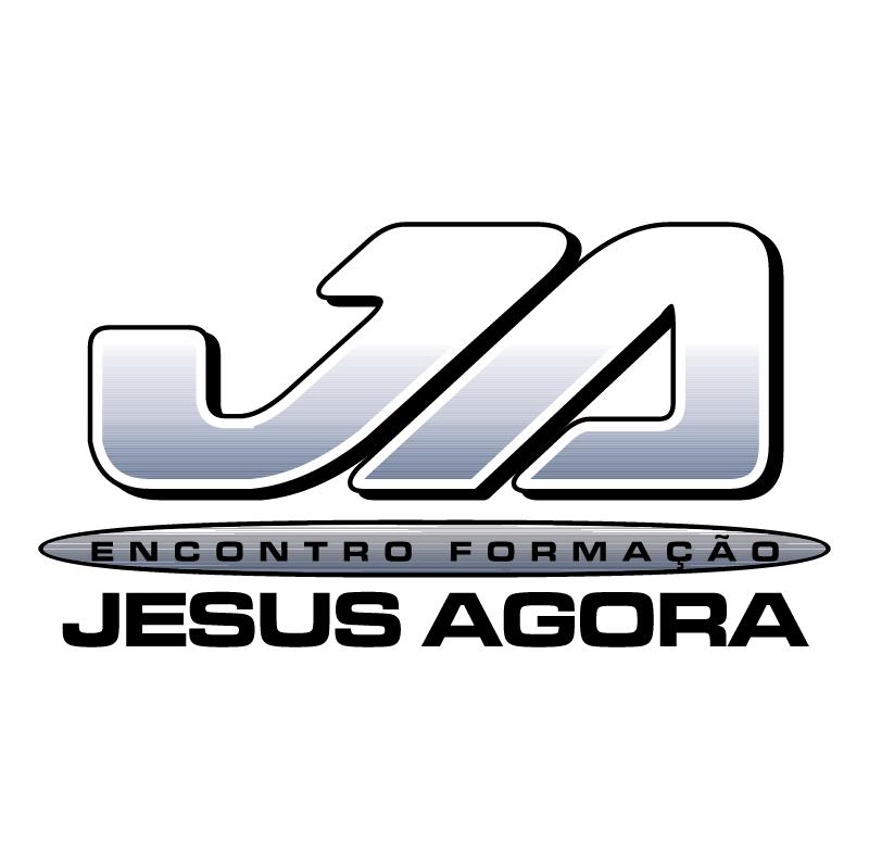 Jesus Agora vector logo
