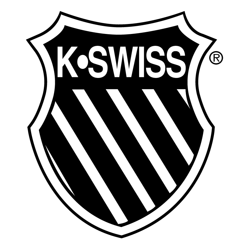 K Swiss vector logo