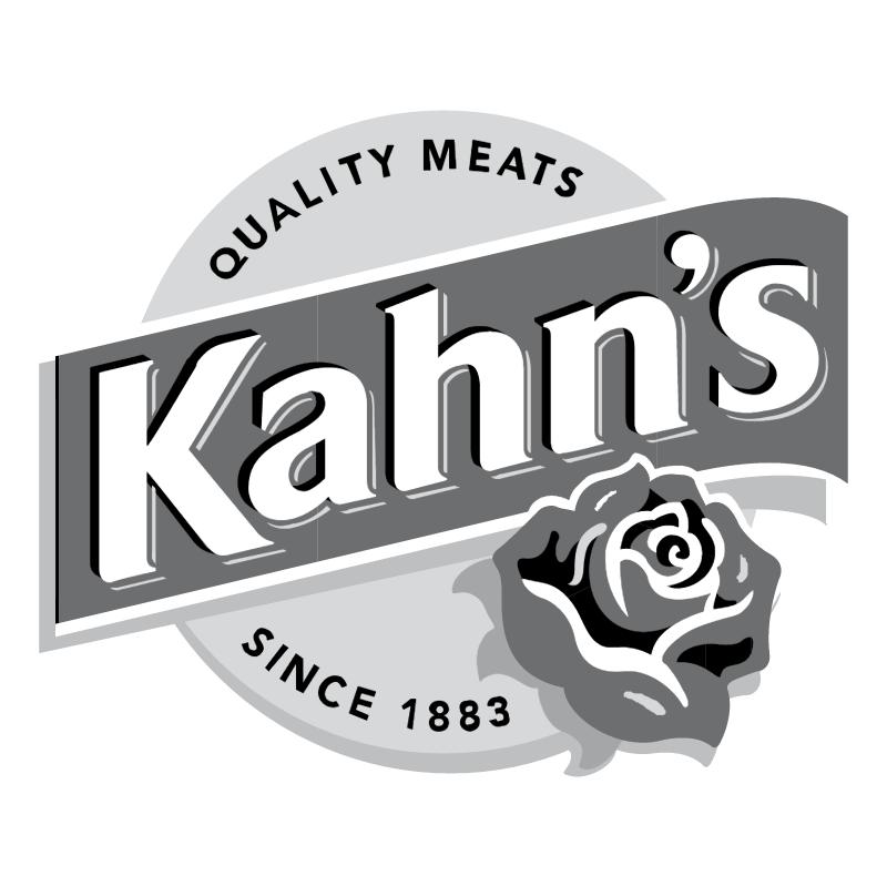 Kahn's vector