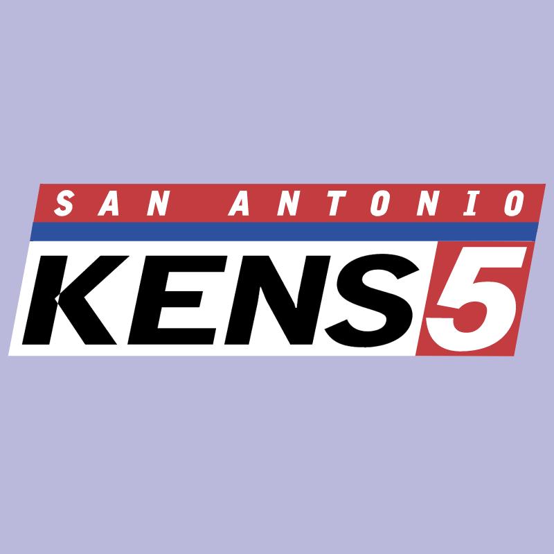 KENS 5 vector logo