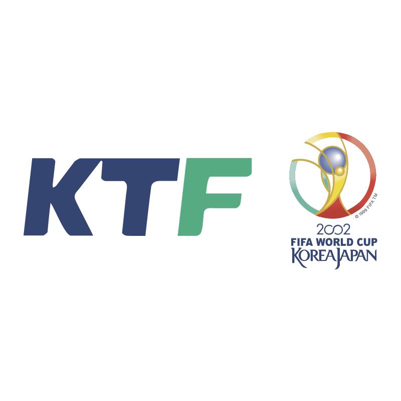 KTF 2002 World Cup Official Partner vector