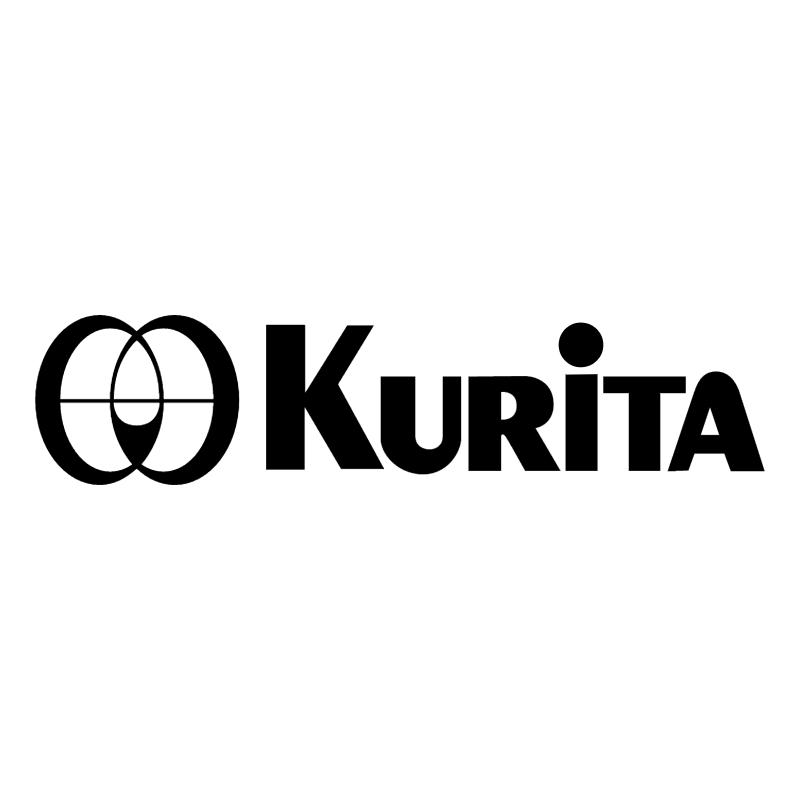 Kurita vector logo
