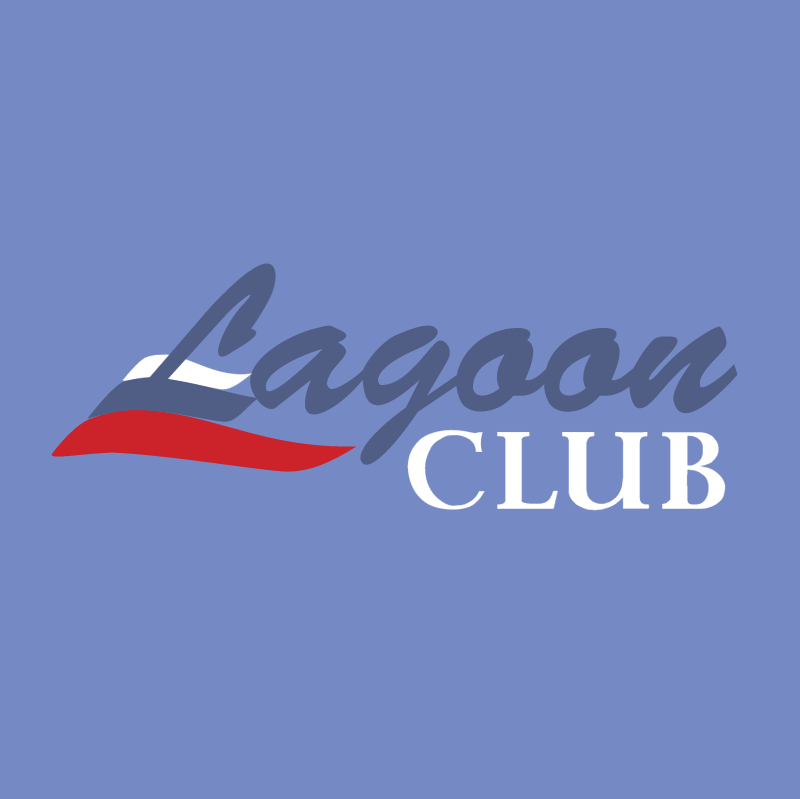 Lagoon Club vector logo