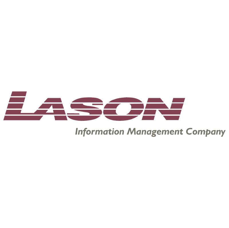 Lason vector logo