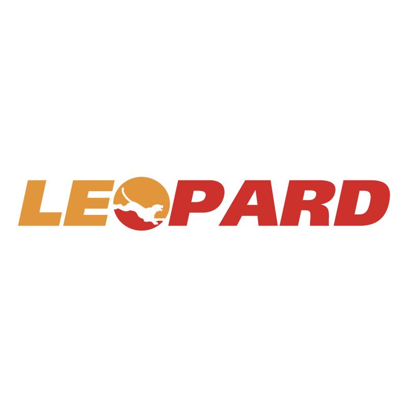 Leopard vector logo