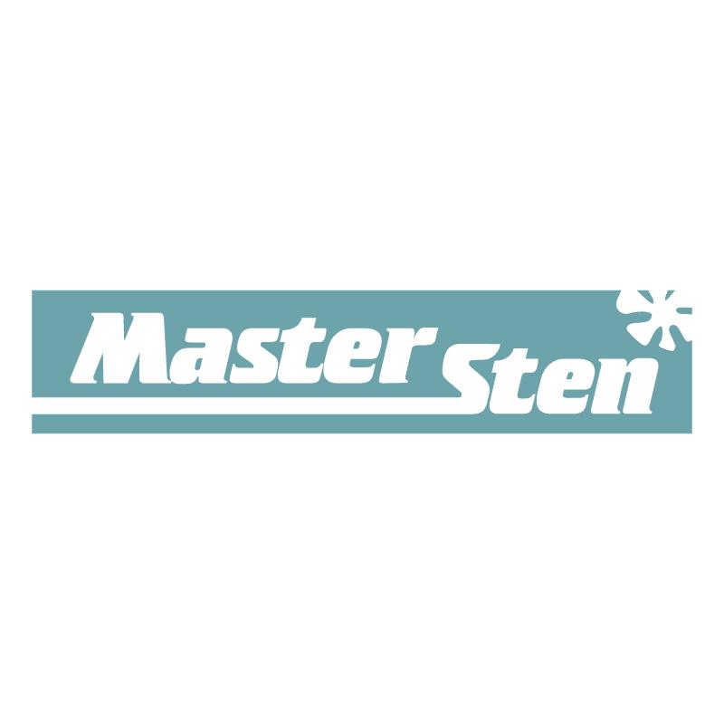 Master Sten vector