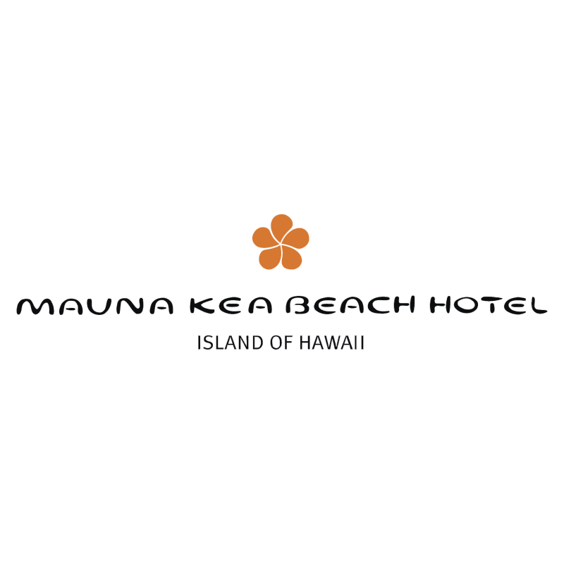 Mauna Kea Beach Hotel vector