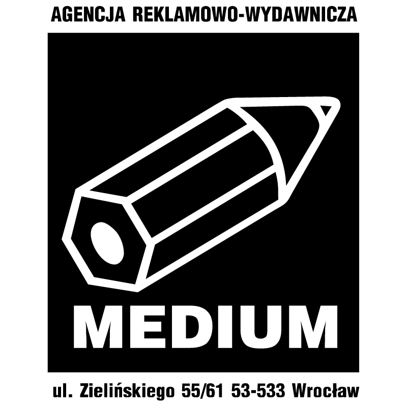 Medium vector logo
