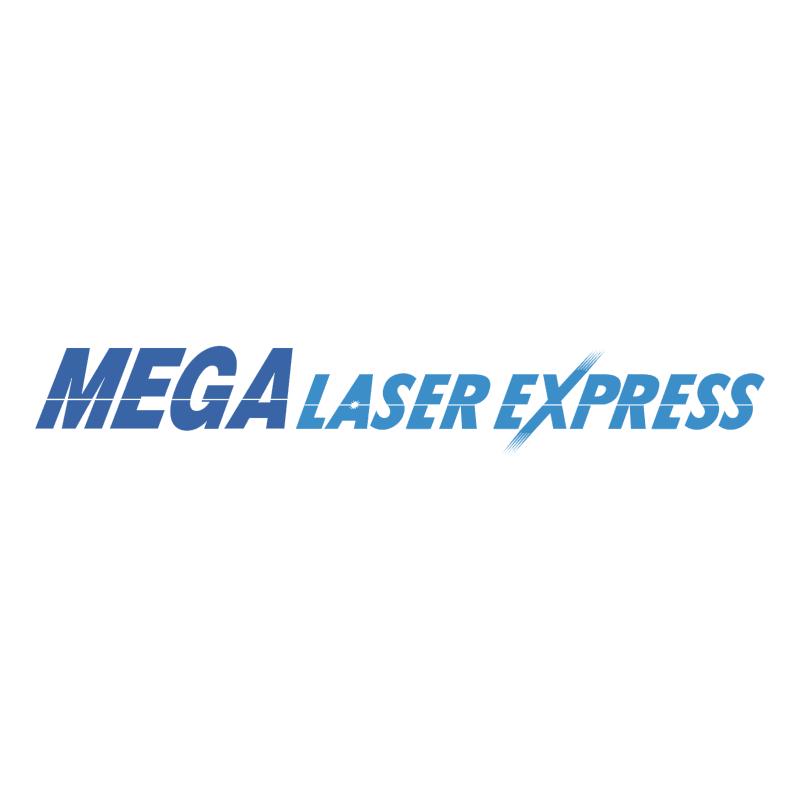 Mega Laser Express vector