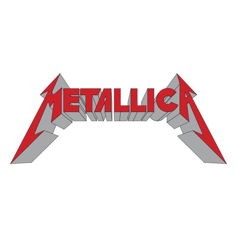 Metallica vector logo