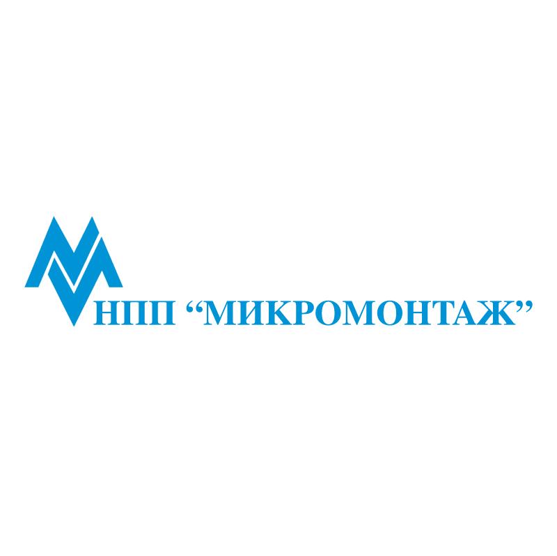 Micromontazh vector