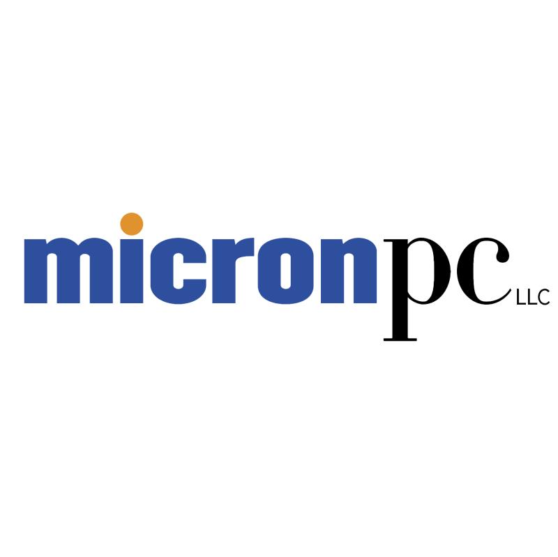 MicronPC vector logo