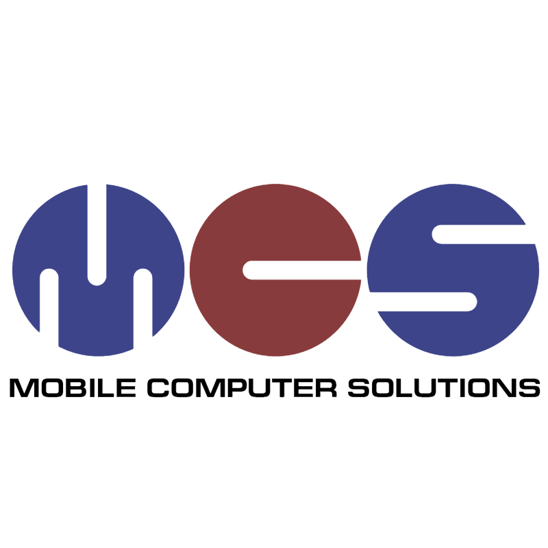 Mobile Computer Solutions vector