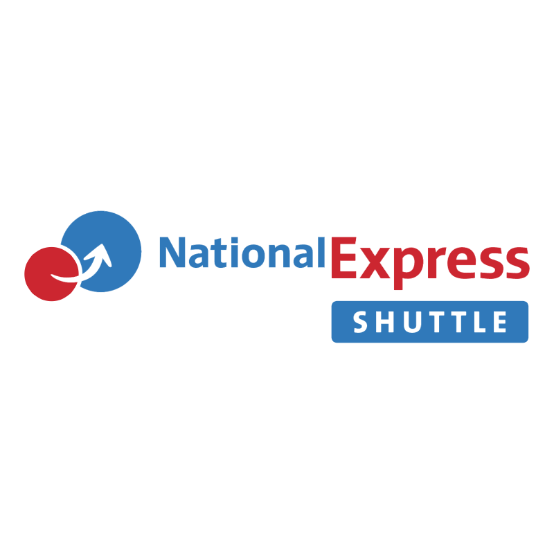 National Express Shuttle vector