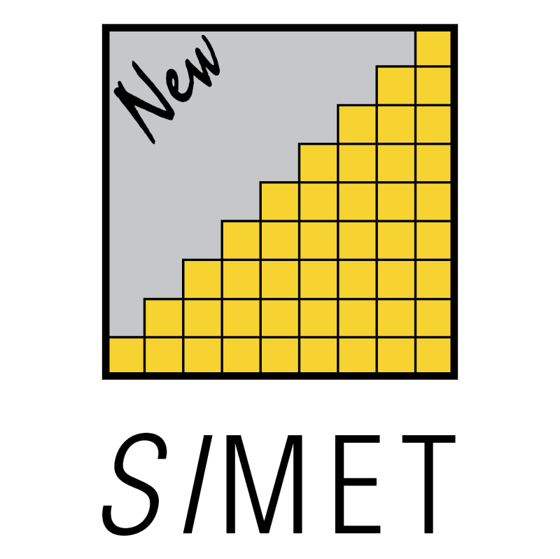 New Simet vector logo