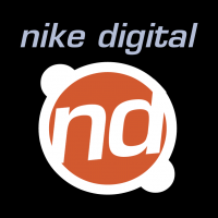 Nike Digital vector