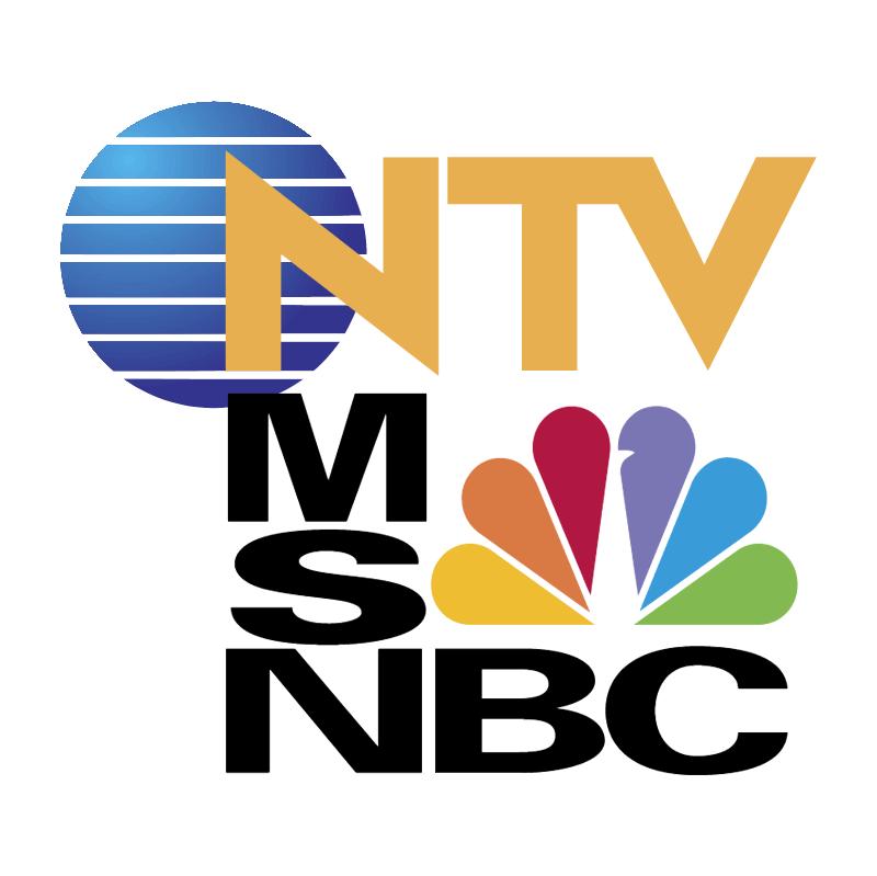 NTVMSNBC vector logo