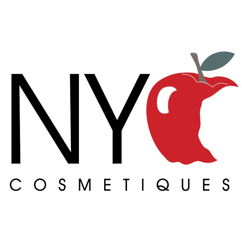 NY Cosmetiques vector logo
