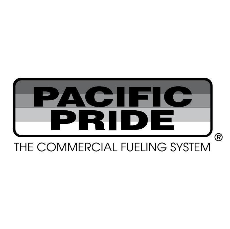 Pacific Pride vector logo