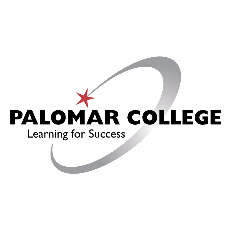 Palomar College vector