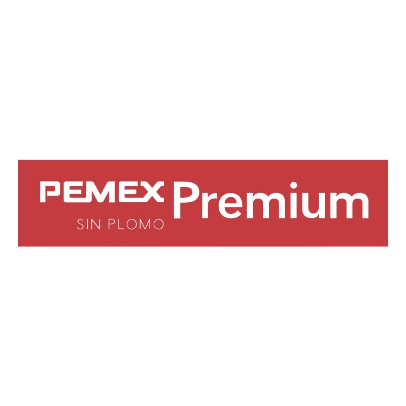 Pemex Premium vector