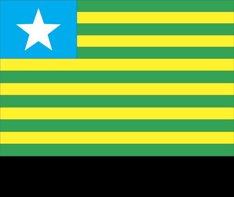 Piauí vector
