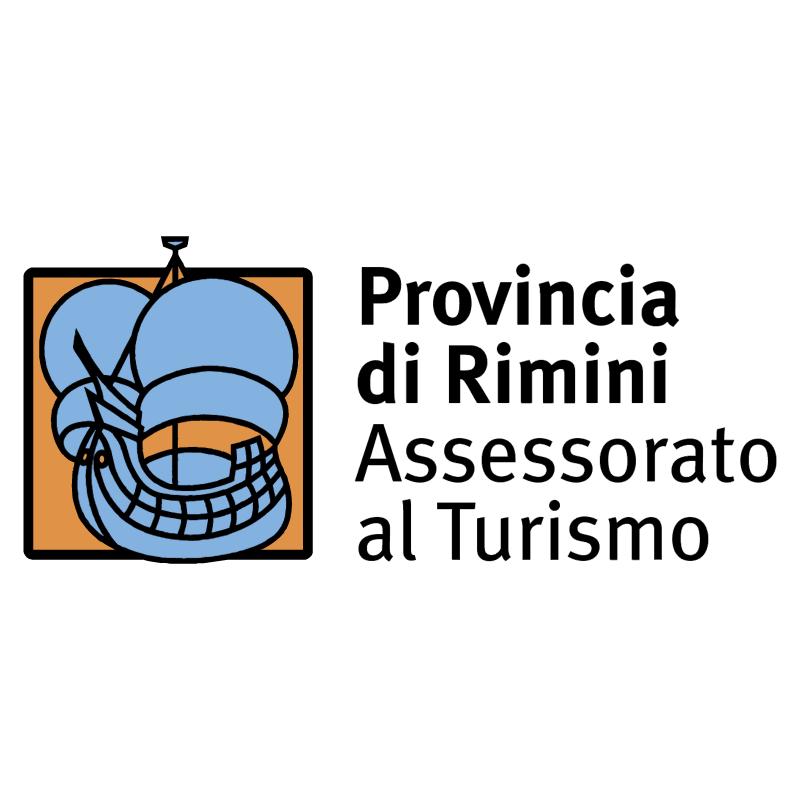 Povincia di Rimini vector