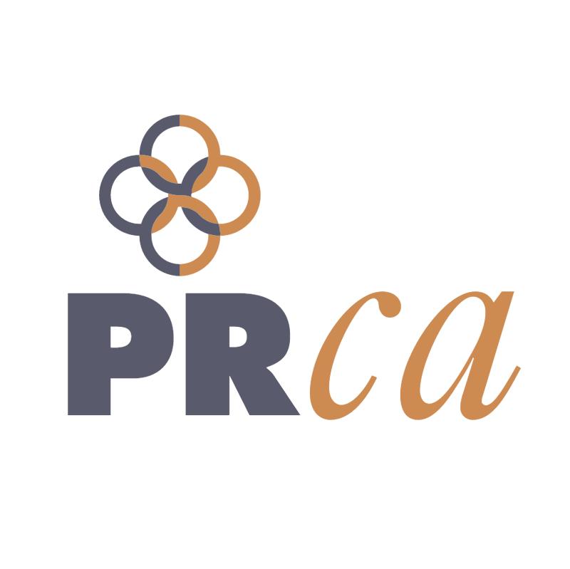 PRCA vector logo