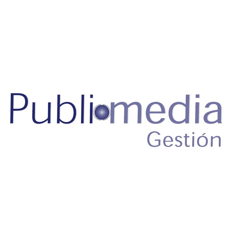Publimedia Gestion vector logo