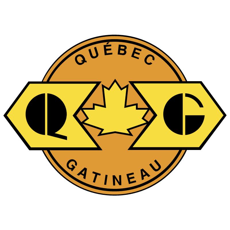 Quebec Gatineau Railway vector