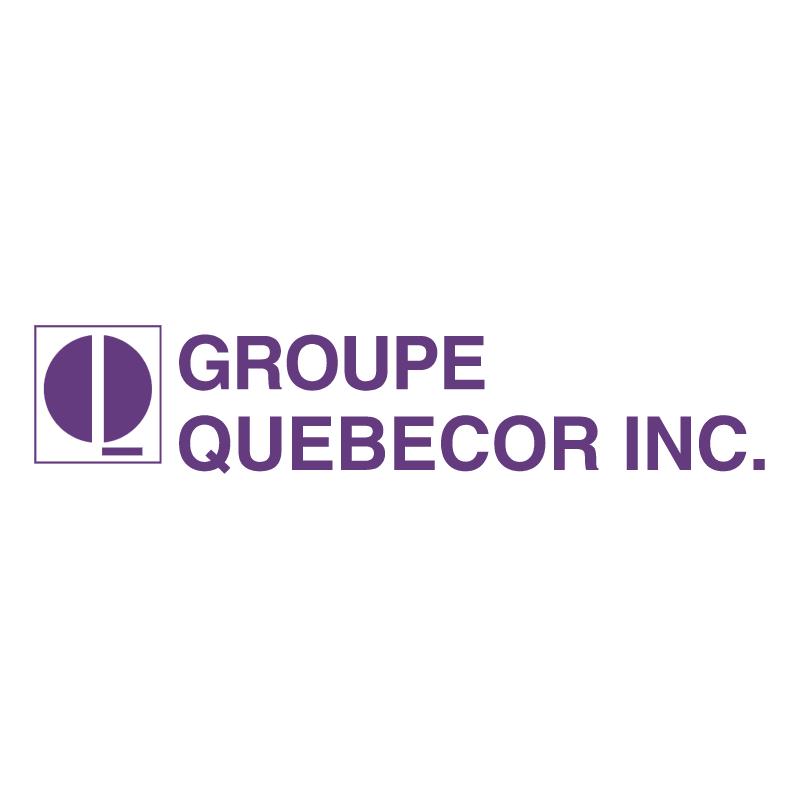 Quebecor Groupe vector