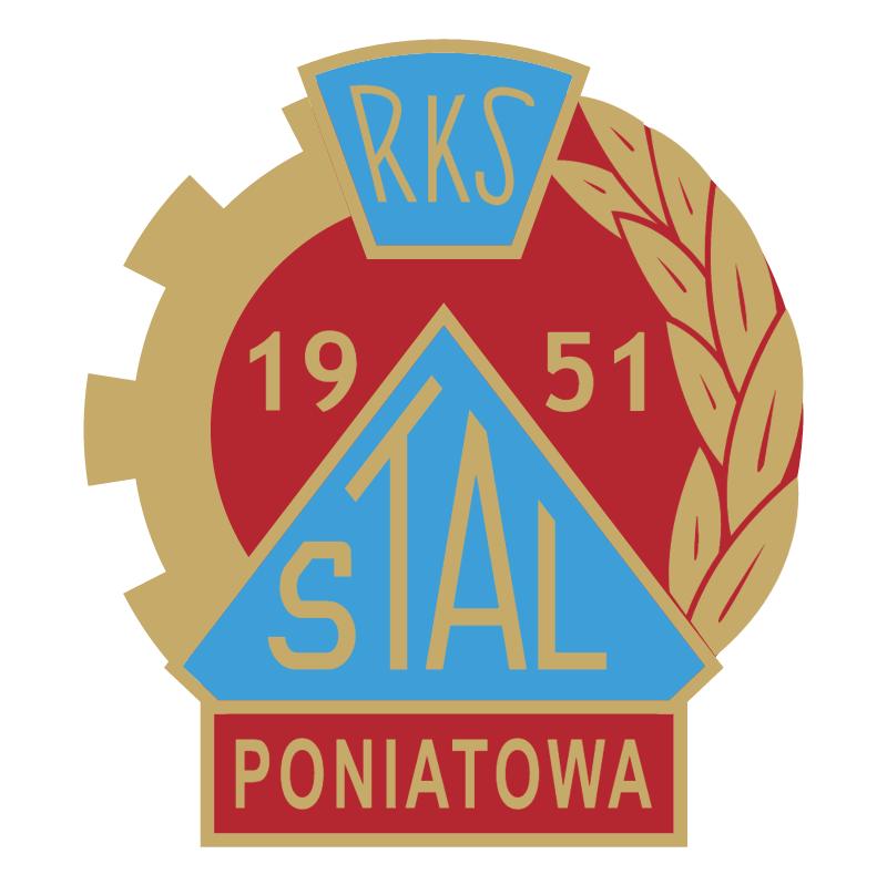 RKS Stal Poniatowa vector