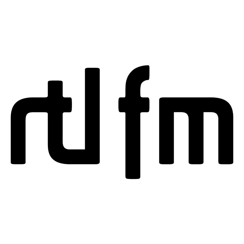 RTL FM vector