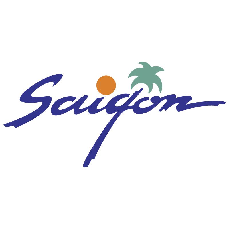 Saigon vector