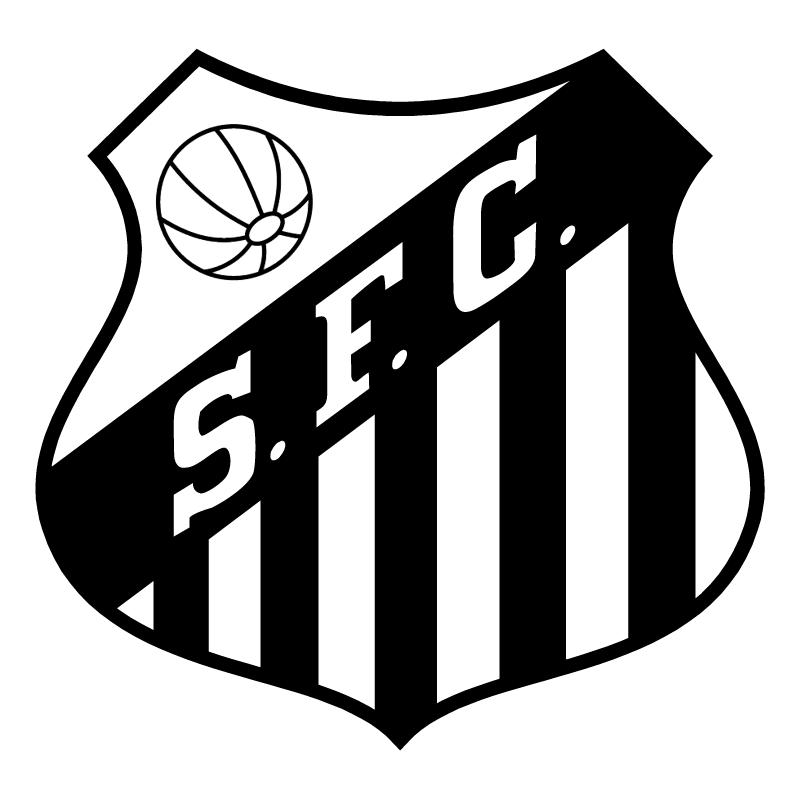Santos Futebol Clube de Santos SP vector