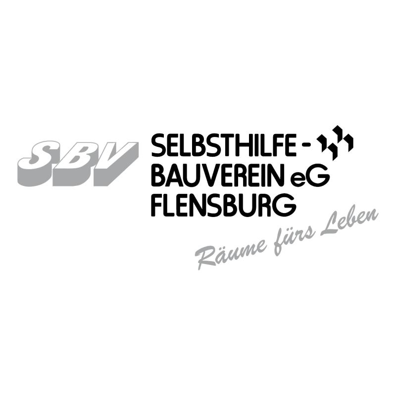 SBV Flensburg vector logo