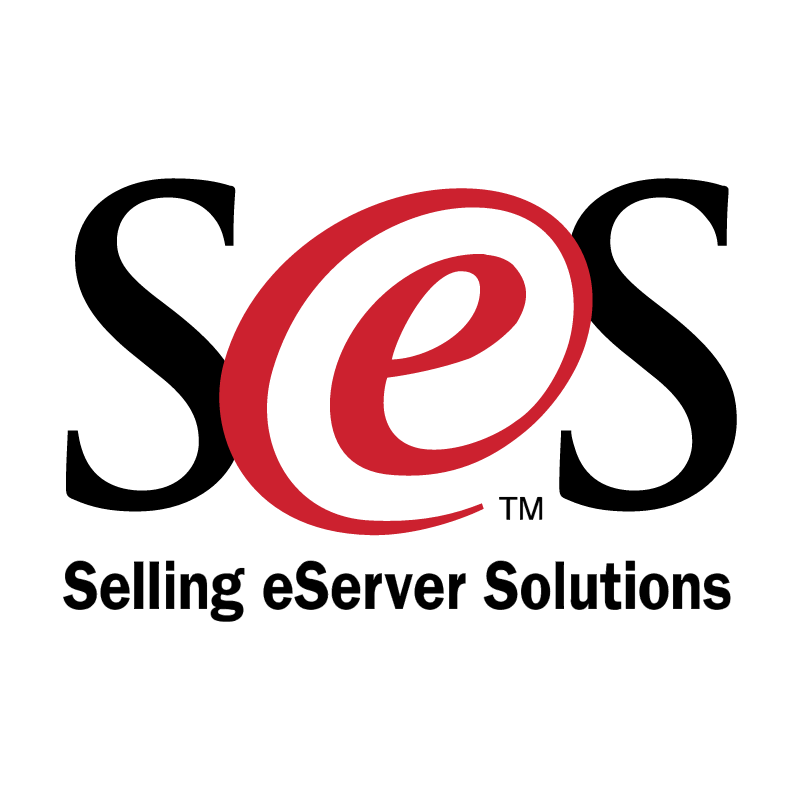 Selling eServer Solutions vector logo