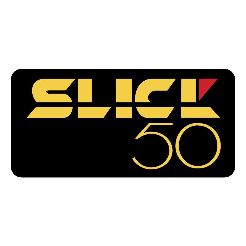 Slick 50 vector