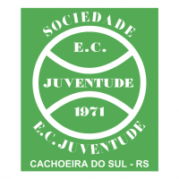 Sociedade Esportiva e Cultural Juventude de Cachoeira do Sul RS vector