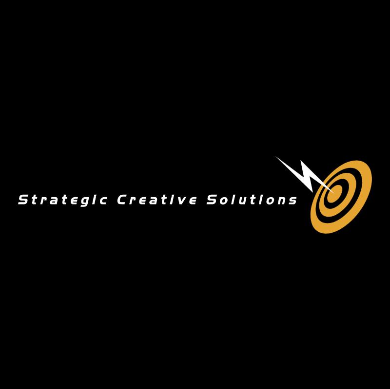 Strategic Creative Solutins vector