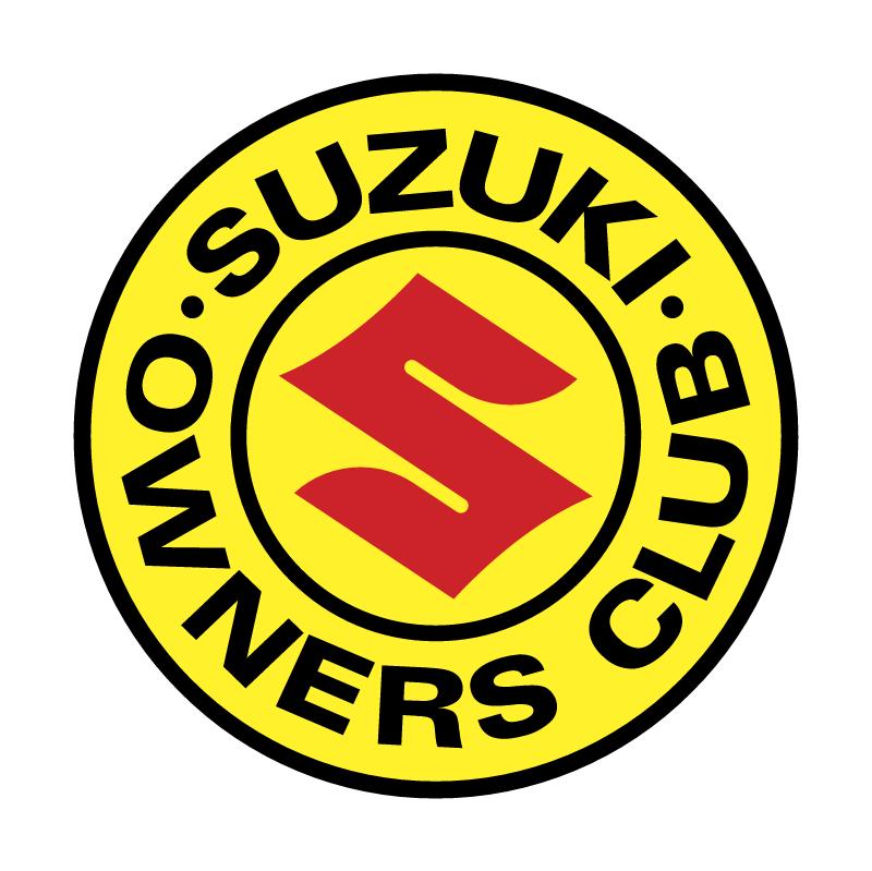 Suzuki Owners Club vector