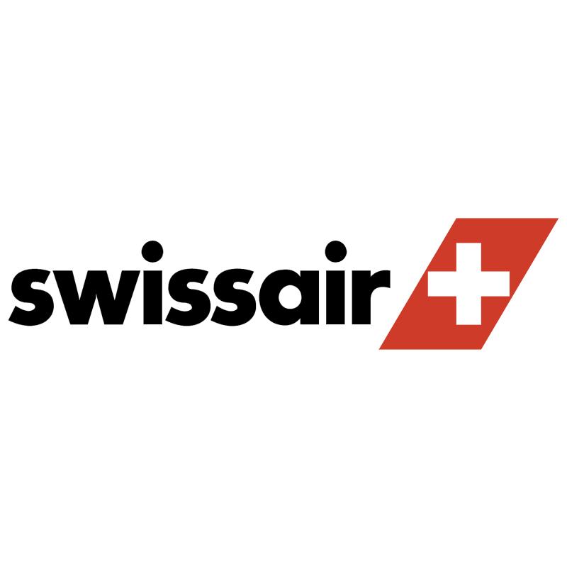 Swissair vector