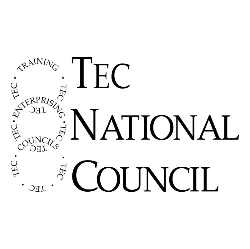 Tec National Council vector