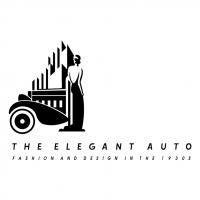 The Elegant Auto vector