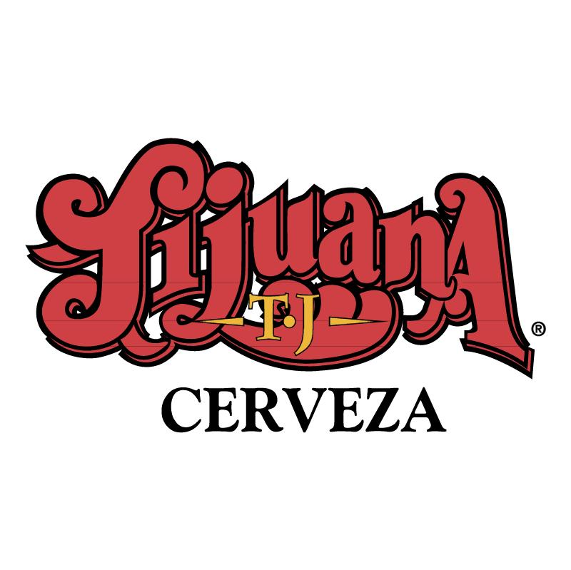 Tijuana Cerveza vector