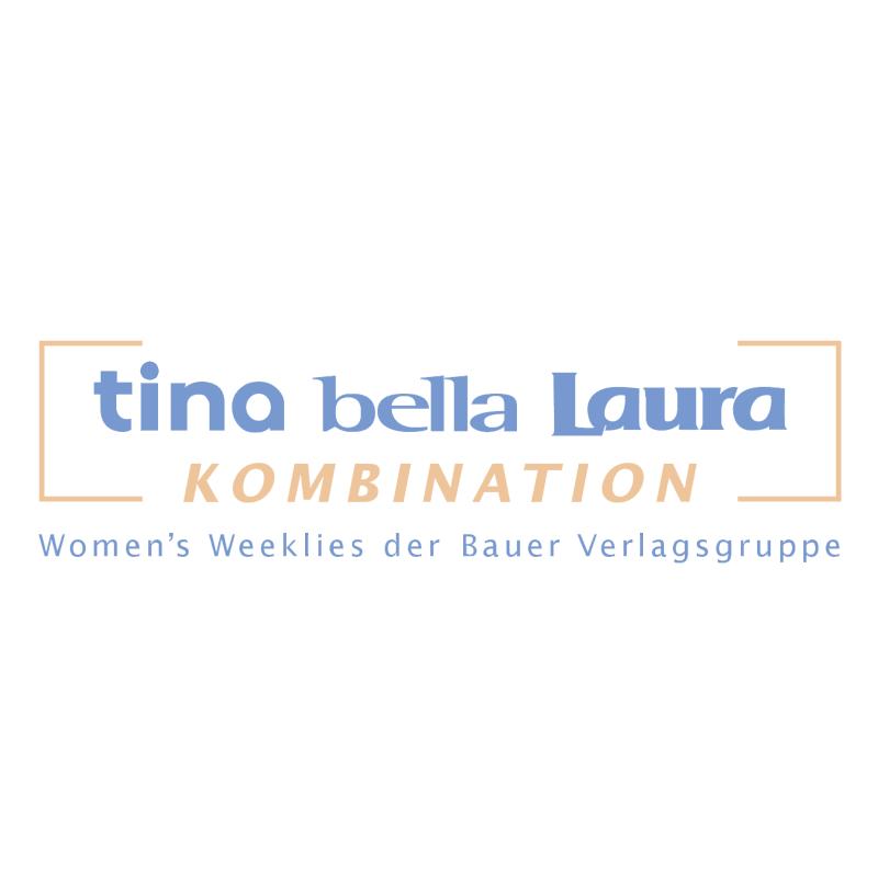 Tina Bella Laura Kombination vector