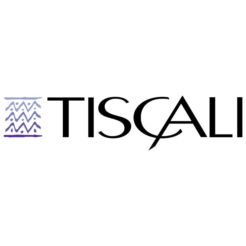 Tiscali vector logo