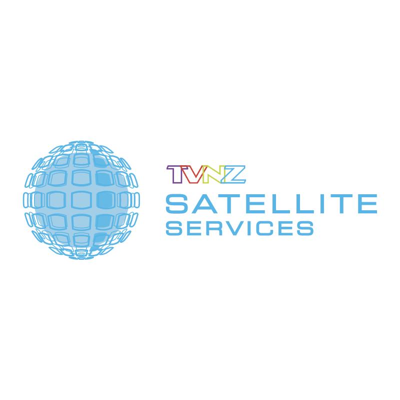 TVNZ Satellite Services vector